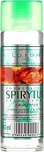 Parfumuri și produse cosmetice Loțiune pentru păr - Loton Spirytus Salicylic Cosmetic With Amber