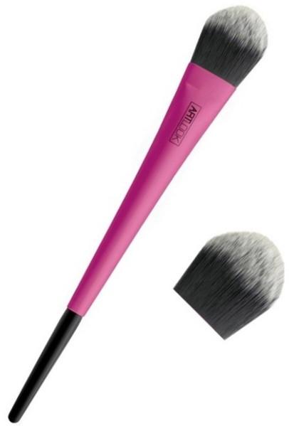 Pensulă pentru aplicarea concealer-ului, roz - Art Look Concealer Brush — Imagine N1