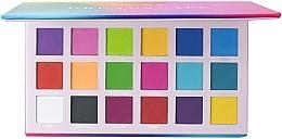 Parfumuri și produse cosmetice Paletă fard de ochi - Moira Dreamscape Palette