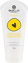 Parfumuri și produse cosmetice Cremă pentru mâini - BasicLab Dermocosmetics Famillias