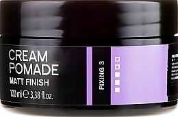 Духи, Парфюмерия, косметика Pomadă pentru păr și barbă - Dandy Matt Finish Cream Pomade Matte Wax For Hair And Beard