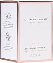Parfumuri și produse cosmetice Ulei de față - Rituals The Ritual Of Namaste Glow Anti-Aging Face Oil