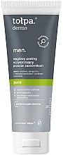 Parfumuri și produse cosmetice Peeling de curățare împotriva acneei - Tolpa Dermo Men