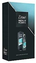 Parfumuri și produse cosmetice Set - Dove Men + Care Daily Care Duo Gift Set (deo/150ml + sh/gel/400ml)