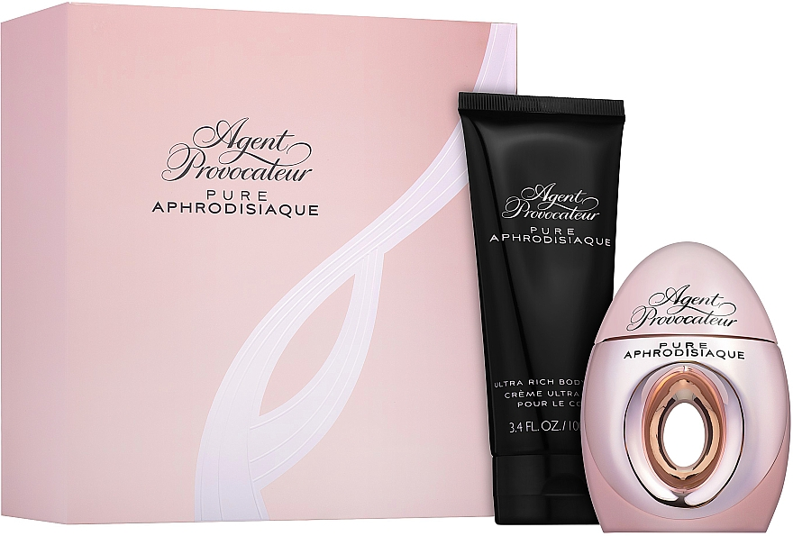 Agent Provocateur Pure Aphrodisiaque - Set (edp/40ml + b/cr/100ml)