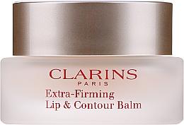 Parfumuri și produse cosmetice Balsam pentru conturul buzelor - Clarins Extra-Firming Lip & Contour Balm