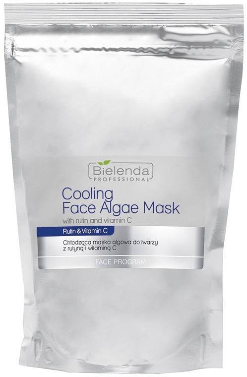 Mască alginată pentru față cu rutin și vitamina C - Bielenda Professional Cooling Face Algae Mask (rezervă)