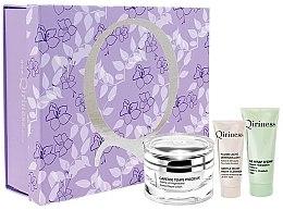 Parfumuri și produse cosmetice Set - Qiriness (cr/50ml + f/milk/20ml + f/balm/25ml)