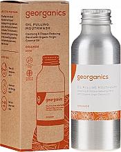 Parfumuri și produse cosmetice Agent de clătire pentru cavitatea bucală - Georganics Red Mandarin Mouthwash