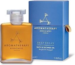Духи, Парфюмерия, косметика Ulei relaxant de baie - Aromatherapy Associates Deep Relax Bath & Shower Oil