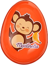 "Perie de păr ""Detangle"", galben-orange - Martinelia — Imagine N2"
