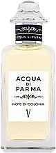 Духи, Парфюмерия, косметика Acqua di Parma Note di Colonia V - Apă de colonie