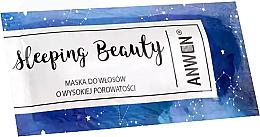 Духи, Парфюмерия, косметика Mască pentru păr cu porozitate ridicată - Anwen Masks Sleeping Beauty (mostră)