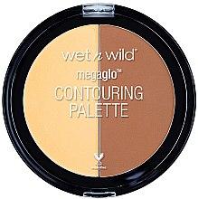 Parfumuri și produse cosmetice Set pentru conturarea feței - Wet N Wild MegaGlo Contouring Palette