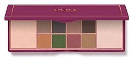 Parfumuri și produse cosmetice Paletă farduri de ochi - Doll Face 10-Shade Matte & Shimmer Palette