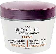 Parfumuri și produse cosmetice Mască de păr - Brelil Bio Treatment Repair Mask