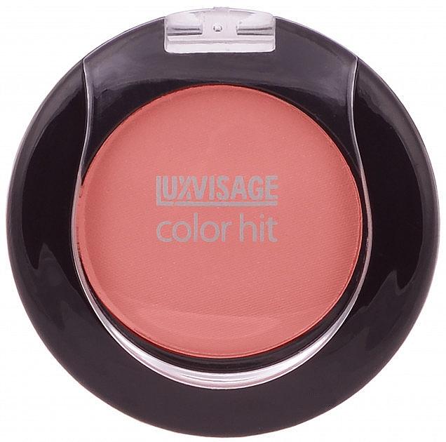 Fard compact de obraz - Luxvisage Color Hit