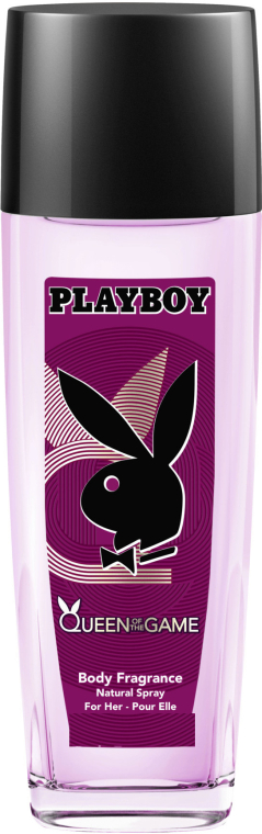Playboy Queen Of The Game - Deodorant spray