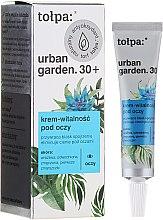 Parfumuri și produse cosmetice Cremă pentru zona ochilor - Tolpa Tolpa Urban Garden 30+ Vitality Under Eye Cream