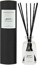 Parfumuri și produse cosmetice Difuzor de aromă - Ambientair The Olphactory Black Grace Mint Tea & Basil
