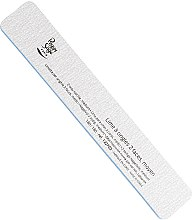 Parfumuri și produse cosmetice Pilă de unghii 180/180 - Peggy Sage 2-way Rectangular Medium Washable Nail File