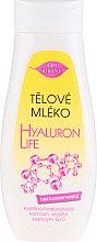 Parfumuri și produse cosmetice Lapte de corp - Bione Cosmetics Hyaluron Life Body Milk With Hyaluronic Acid