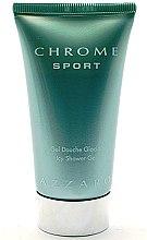 Parfumuri și produse cosmetice Azzaro Chrome Sport - Gel de duș