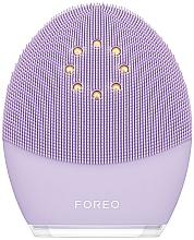 Parfumuri și produse cosmetice Perie pentru curățare și masaj facial, ten sensibil - Foreo Luna 3 Plus Cleansing Brush For Sensitive Skin