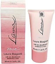 Parfumuri și produse cosmetice Laura Biagiotti Laura Rose - Deodorant roll-on