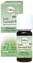 Parfumuri și produse cosmetice Ulei esențial organic de Palmarosa - Galeo Organic Essential Oil Palmarosa