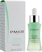 Parfumuri și produse cosmetice Ser matifiant pentru față  - Payot Pate Grise Concentre Anti-Imperfections