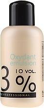 Parfumuri și produse cosmetice Перекись водорода в креме 3% - Stapiz Professional Oxydant Emulsion 10 Vol