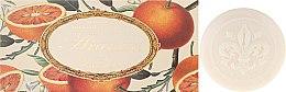 """Parfumuri și produse cosmetice Set săpunuri de toaletă """"Portocală"""" - Saponificio Artigianale Fiorentino Orange (Soap/6x50g)"""