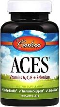 "Parfumuri și produse cosmetice Supliment alimentar ""Antioxidant"" - Carlson Labs Aces"