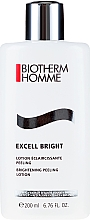 Parfumuri și produse cosmetice Loțiune-peeling pentru față - Biotherm Homme Excell Bright Brightening Peeling Lotion