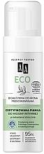 Parfumuri și produse cosmetice Spumă pentru igiena intimă - AA Cosmetics Eco