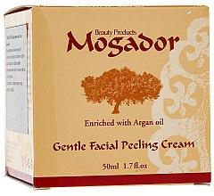 Parfumuri și produse cosmetice Cremă-peeling pentru față - Mogador Centle Facial Peeling Cream