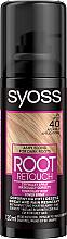 Parfumuri și produse cosmetice Spray cu efect de culoare pentru uniformizarea rădăcinilor - Syoss Root Retoucher Spray