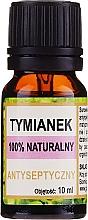 "Parfumuri și produse cosmetice Ulei esențial natural ""Cimbru"" - Biomika Thyme Oil"