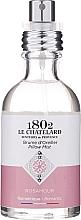 "Parfumuri și produse cosmetice Spray aromat pentru lenjerie de pat ""Trandafir"" - Le Chatelard 1802"