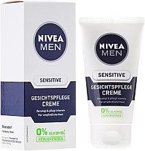 Parfumuri și produse cosmetice Cremă relaxantă pentru bărbați - Nivea For Men Sensitive Soothing Cream