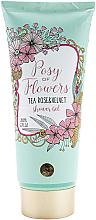 Parfumuri și produse cosmetice Gel pentru duș - Accentra Posy of Flowers Tea Rose Velvet Shower Gel