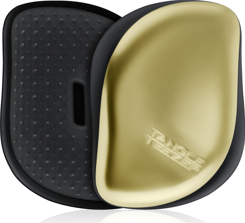Perie de păr - Tangle Teezer Compact Styler Gold Rush Brush