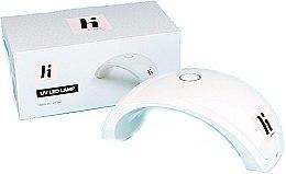 Parfumuri și produse cosmetice Lampă pentru unghii - Hi Hybrid UV Led Lamp 10W
