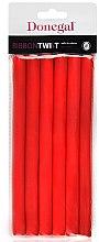 Parfumuri și produse cosmetice Bigudiuri 5004, 1,3cm/18cm - Donegal Ribbon Twist