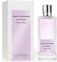 Parfumuri și produse cosmetice Angel Schlesser Eau Fraiche Peonia Rosa - Apă de toaletă