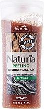 Parfumuri și produse cosmetice Peeling de duș - Joanna Naturia Peeling