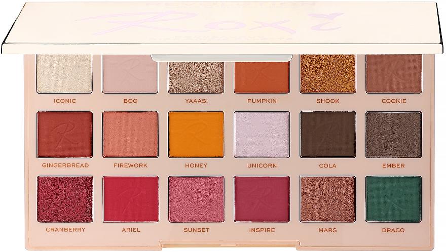 Paletă farduri de ochi - Makeup Revolution X Roxxsaurus Roxi Eye Shadow Palette