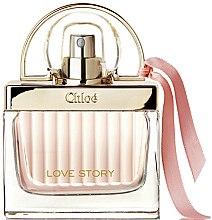 Parfumuri și produse cosmetice Chloe Love Story Eau Sensuelle - Apă de parfum (tester cu capac)