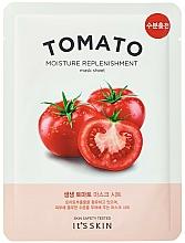 Parfumuri și produse cosmetice Mască de țesut pentru față - It's Skin The Fresh Mask Sheet Tomato